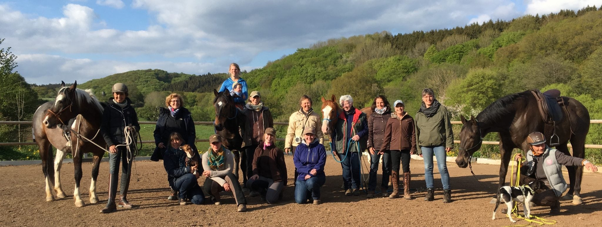 Dressage Naturally Support Course Germany 2018
