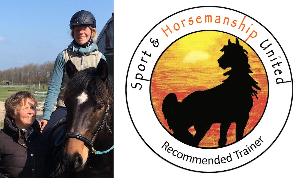 Fenja Täuber - Recommended Trainer Sport & Horsemanship United