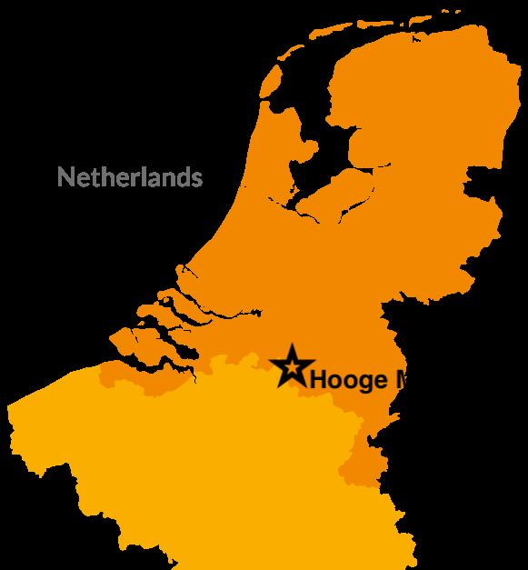 lokatie Hooge Mierde